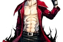 Dante Devil May Cry / Art inspired in Dante from Devil May Cry, game by Capcom