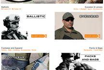 Oakely / http://www.poguns.com/Oakley-Military/