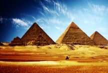 Egipto / Si viajas a Egipto no te puedes perder las pirámides, los templos, los mercados y el centro de la ciudad