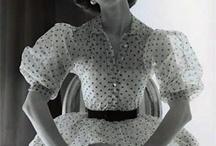 Glam vintage pois