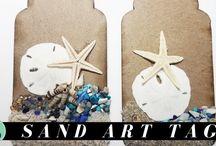Beach Themed Crafts