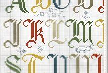 letras hama