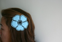 Jewelry/Hair Clips for the girls! / by Debbie McCollough
