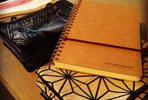 Clever Minds notebooks / Chceme světu ukázat, že papír stále hraje důležitou roli v našem pracovním i osobním životě. Proto vyrábíme notesy.