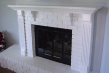 Fireplaces re-do / by Linda Simmons
