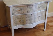 Furniture / Interesting furniture ideas