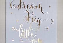 Dream Big Nursery Ideas