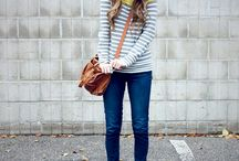 Clothes for Cold Weather / Fall and Winter Clothes / by Kristen Savko