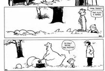 Calvin and hobbes❤️