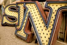 Signage / by Russell Hardingham