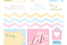 CARD PROJECT LIFE