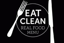 Eating clean / by Cassie Reed
