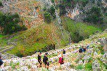 Kreta Wanderungen