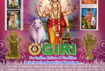 SRI DATTATREYA JAYANTI / Celebrate SRI DATTATREYA JAYANTI with GIRI. Receive the bountiful blessings.