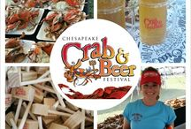 cheseapeake crab and beer festival