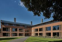 Shortlist for Education Buildings 2017 / Projects shortlisted in this category cater for the education sector, such as schools and universities, substantially using clay brick.