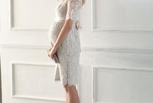 Robe de mariée grossesse / Pas facile à trouver !!!