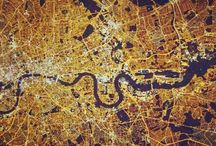 London & surroundings from Space Station .. Booking and enjoy London on the ground http://ift.tt/20nA7aE executive travel at affordable price