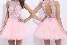 Danse kjole / Ballroom fashion