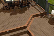 Timbertech Decking / Conrad Lumber Company offers TimberTech Decking!