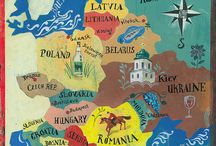 Eastern European Vacation Inspiration  / by Elizabeth McConchie