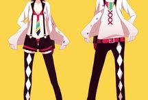 Vocaloid ♪v(⌒o⌒)v♪