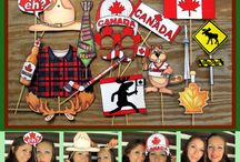 canada party ideas