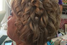 Mother of the Bride hairstyles / Stylish and up to date mother of the bride hair styles.