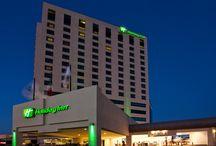 Holiday Inn Puebla La Noria / Hotel para gente de negocios y Turismo de Reuniones