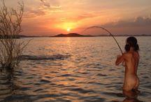Horgászlányok - Fishing Girls / Horgászlányok - Fishing Girls