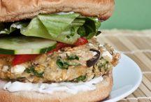 Burgers & Sliders / by Melissa Henry