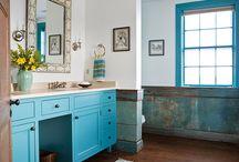 Bathroom Ideas / by Courtney Compton