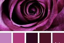 Valentine's Day Color Ideas / Valentine's Day Color Ideas | Color Schemes | Color Inspiration | Color Palettes |Romantic Colors | Valentine's Day Coloring