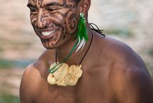 Inspiration : Polynesia / reference board #polynesian #tahiti #hawaii #maori #samoan #fidji
