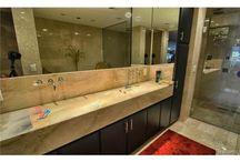 Bathroom Basics / A collection of Extravagant Bathrooms in Michigan