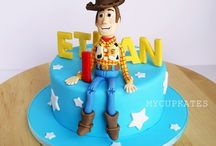 Topers Buddy y Tartas Toy Story