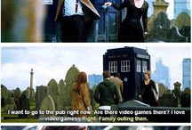 Doctor who / Everything doctor who,