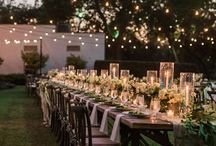 Our Backyard Wedding