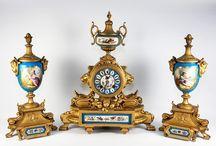 Antique Clocks, Watches