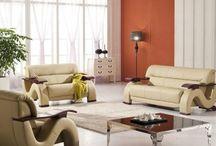Living Room Furniture Sets / Contemporary living room furniture sets with attractive colors and designs.