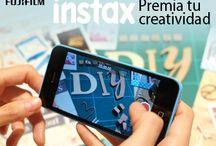 CONCURSO INSTAX DIY / INSTAX premia tu creatividad