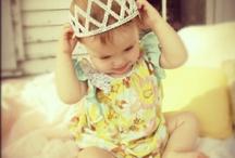 Ingrid's Princess and the Pea 1st Birthday