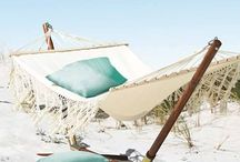 Beach / Complements for a chic beach