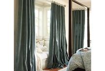 Window Covering Ideas / by Dora Buchinski