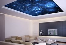 Going on a space adventure! / Futuristic interior design