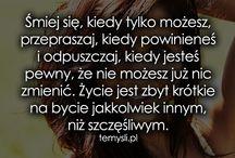 Złote myśli - życie:)