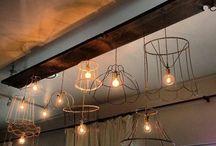Oude lamp ideeen