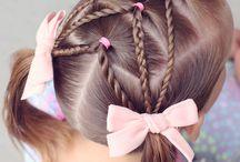 Kinderfrisuren - Zuckersüß / Frisuren für Kinder. So süß, verspielt und schön.