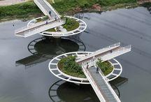 MOVABLE BRIDGES / РАЗВОДНЫЕ МОСТЫ