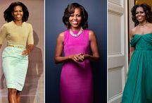 ✨✨Fashion icon First Lady Michelle Obama ✨✨